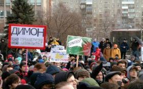 Россиянка шокировала отношением к дочери, которая вышла на протесты