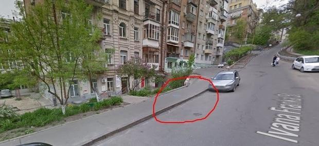 Вибухівку під авто Шеремета заклала жінка: ЗМІ показали відео (3)