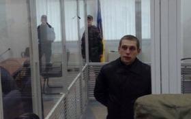 Полицейский, застреливший пассажира BMW, появился в суде со следами побоев: опубликованы фото