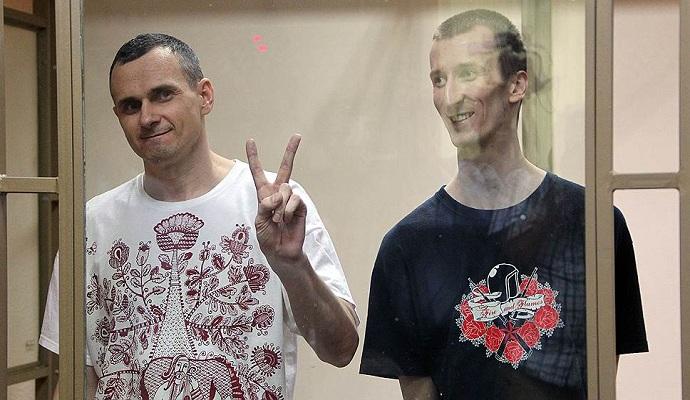 Фильм о суде над заключенными в РФ Сенцовым и Кольченко представят в Париже