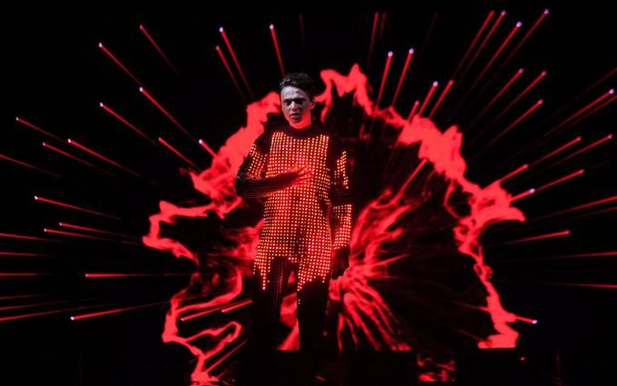 Український артист представлятиме Білорусь на Євробаченні-2018: опубліковано відео