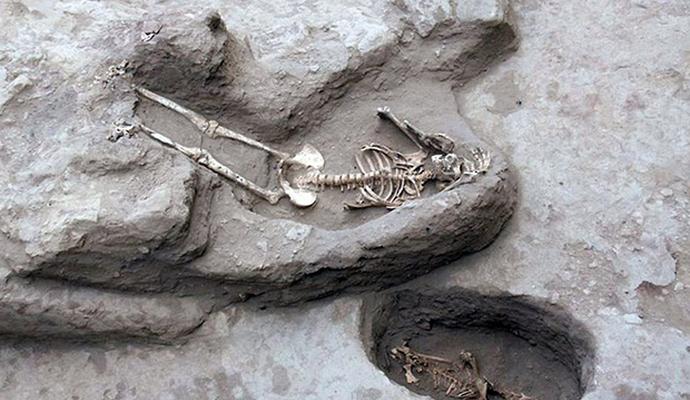 В Перу раскопали комнату жертвоприношений