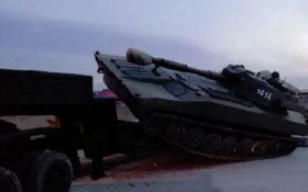 В оккупированном Крыму произошло смертельное ДТП с участием военной техники оккупантов - опубликованы фото