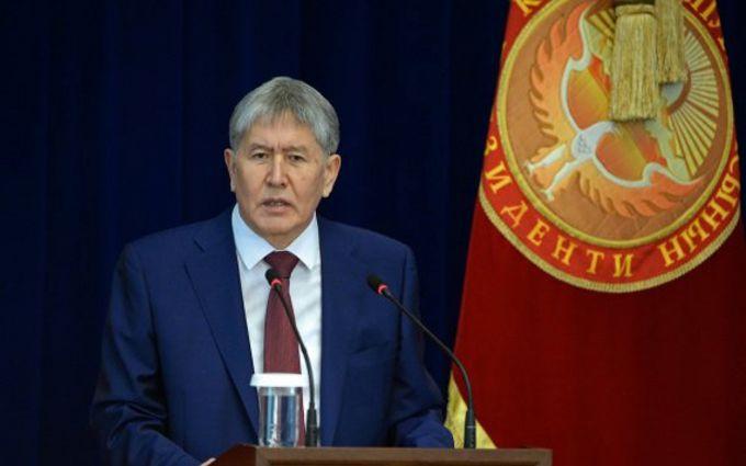Президент Киргизстану потрапив до турецької лікарні: з'явилися фото і подробиці