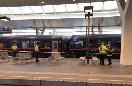 Десятки пострадавших в железнодорожной аварии на вокзале Зальцбурга: опубликованы фото (4)