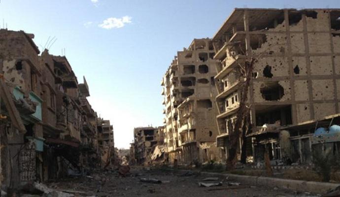 ИГИЛ захватил еще один город в восточной Сирии