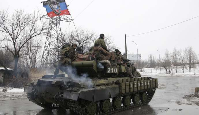 ОБСЕ сообщило о размещении запрещенного оружия боевиками РФ