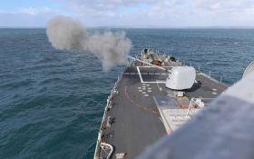 В Черное море идет американский ракетный эсминец: что случилось