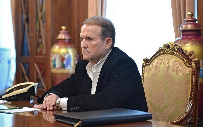 Медведчук провідав свого кума Путіна: опубліковані фото