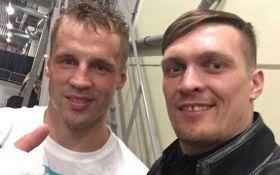Литовський боксер сподівається на реванш з Усиком