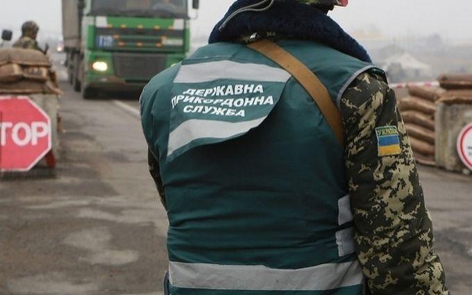 У границы с Россией пропали украинские пограничники