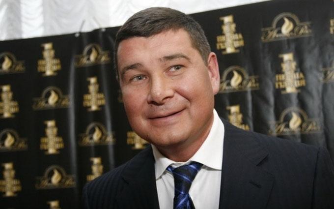 Зниклий Онищенко пафосно пообіцяв боротися з українською владою