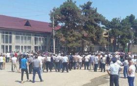 На Одесщине вспыхнул бунт из-за убийства 8-летней девочки: появились фото и видео