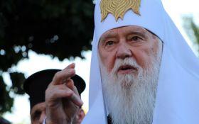 Филарет объяснил, почему Россия так бьется за украинскую Церковь