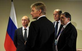 У Путина жестко ответили на обвинения Терезы Мэй
