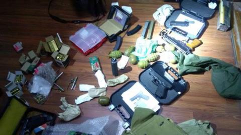 На Київщині СБУ викрила канал поставок зброї та боєприпасів із зони АТО (4 фото) (3)