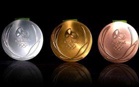 У призеров Олимпийских игр в Рио-де-Жанейро испортились медали