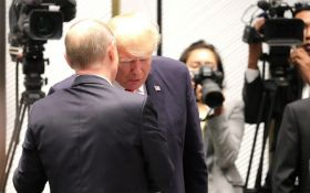 Сенат США розробив план, щоб дізнатися про зміст приватної розмови Путіна і Трампа
