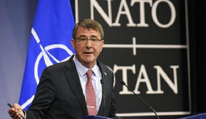 Картер ожидает одобрения НАТО плана борьбы с ИГИЛ