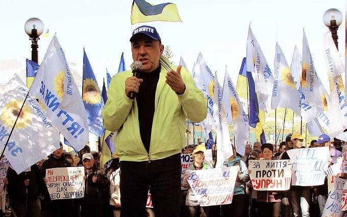 Сегодня задача выживания нашего народа - это уход Супрун, - Рабинович