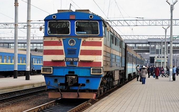 Между ДНР И ЛНР запустили пассажирский поезд