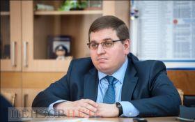 """У """"справі рюкзаків"""" для МВС ніяких порушень закону не виявили - держсекретар міністерства"""