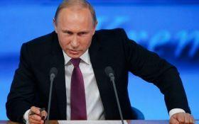 """""""Що це таке?"""": Путін відреагував на """"погрози"""" підірвати Керченський міст"""