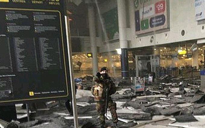 Теракты в Брюсселе: частная разведка США рассказала новые подробности