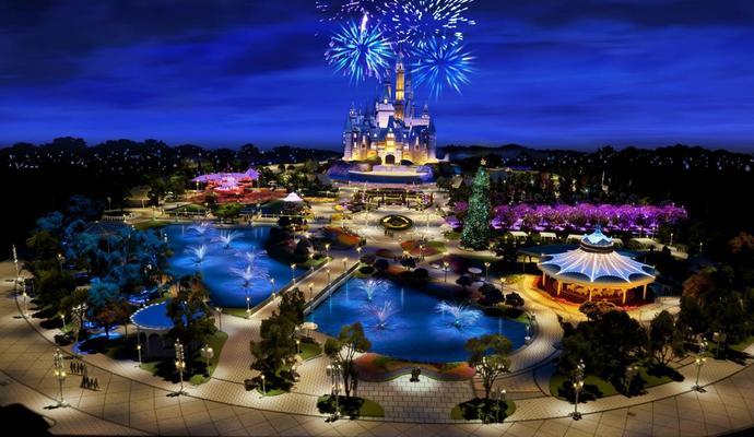 У Шанхаї відкриють Disney Park