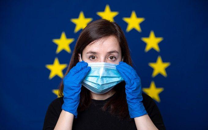 Украина получила €600 млн транша отЕС наборьбу спандемией