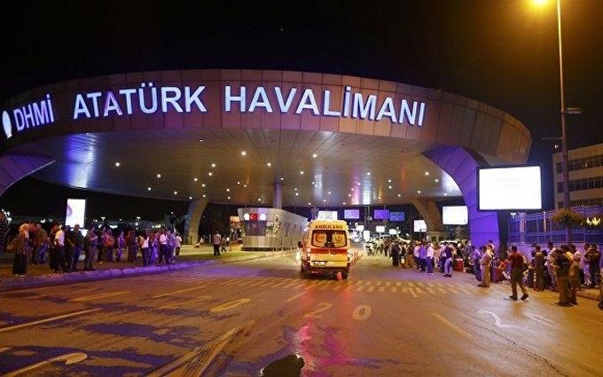 Теракт у Стамбулі: стало відомо, як терористи потрапили до аеропорту