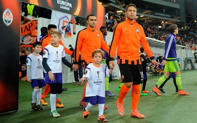 Андерлехт - Шахтер: стартовые составы на матч Лиги Европы. Опубликовано фото