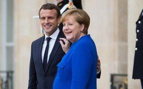 Разом протистояти викликам XXI століття: Меркель і Макрон підпишуть важливий договір