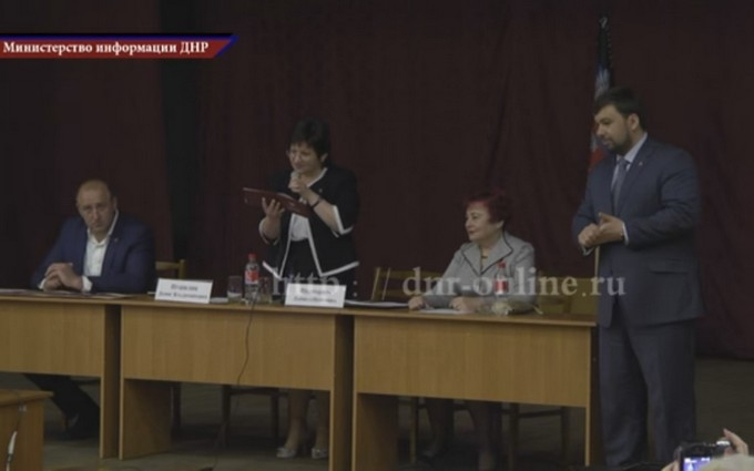 У бойовиків ДНР пишуть наукові роботи про розвиток України: опубліковано відео