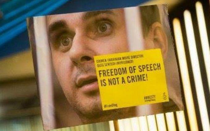 Отказали честность и порядочность: российская актриса пристыдила власти России за незаконное удерживание Сенцова