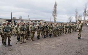 Украинские военные проведут учения на границе с Крымом
