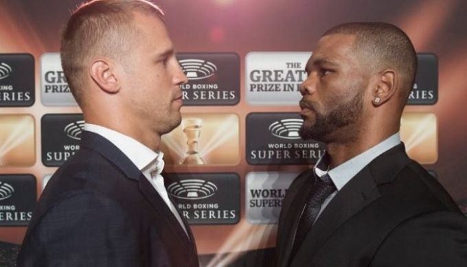 Всемирная Боксерская Суперсерия: Бриедис иПерес узнали дату иместо боя