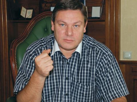 """Лев Юльевич Миримский - лидер партии """"Союз"""""""
