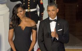 Из политики в кино: Барак и Мишель Обама станут продюсерами на Netflix