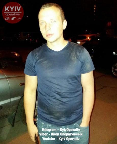 В Харькове поймали брата Зайцевой за вождение в нетрезвом состоянии: появились фото (1)