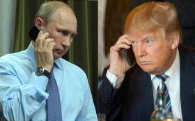 Путін поговорив з Трампом: соцмережі розвеселила реакція росіян