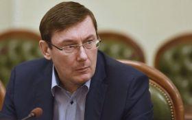 Луценко раскрыл детали смертельной перестрелки полиции