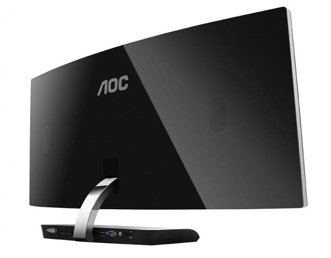 Компания AOC представила C3583FQ - изогнутый монитор для геймеров (2)