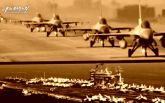 КНДР показала на видео, как собирается уничтожать авианосцы США