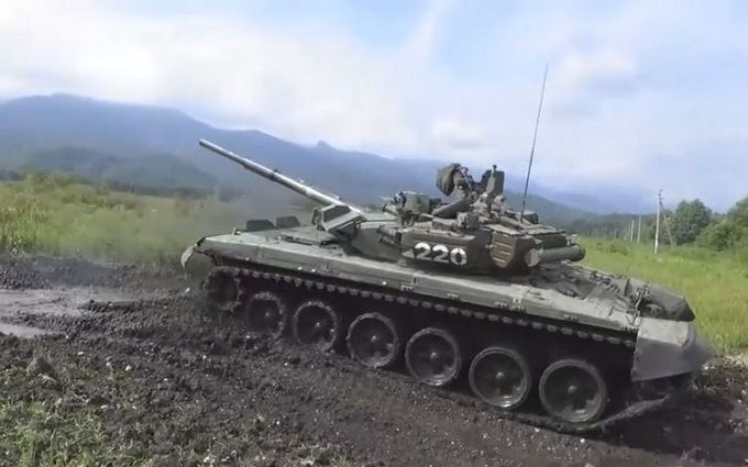 У Росії показали військові навчання біля кордонів України: опубліковано відео