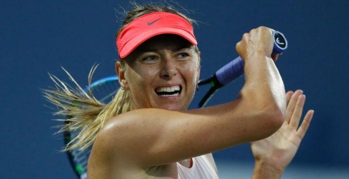 Русская теннисистка Мария Шарапова снялась стеннисного турнира вСтэнфорде