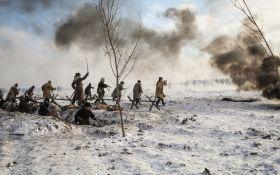 """""""Крути 1918. Захист"""": бійці Нацгвардії знімаються в новому історичному фільмі"""
