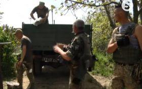 Українські морпіхи дали гідну відповідь бойовикам у Водяному: опубліковано відео