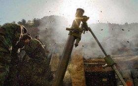 ВСУ нанесли сокрушительный удар по позициям боевиков на Донбассе - зрелищное видео