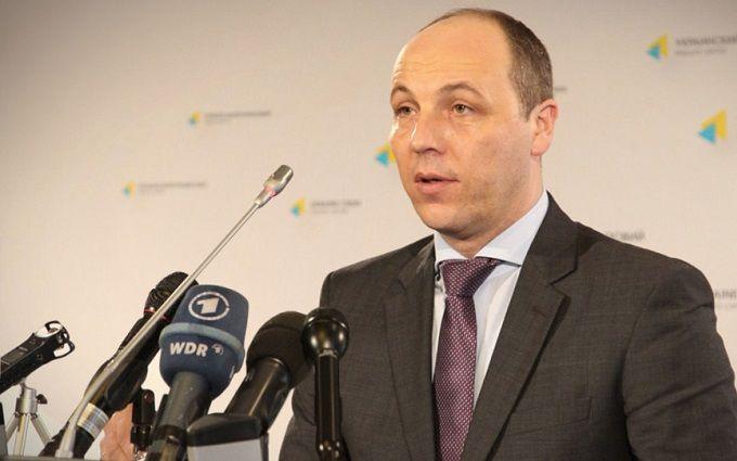 Парубій виступив із резонансною пропозицією щодо Росії